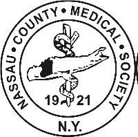 Nassau County Med Society Seal