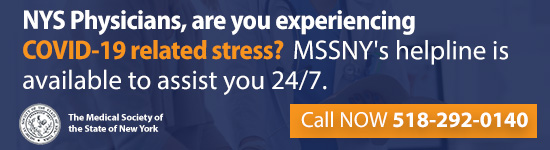 COVID Stress Banner
