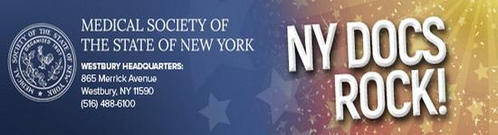 NY Docs Rock Banner