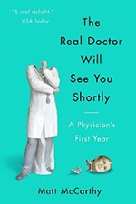 Cover of book: Real Doctor